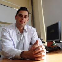 Neurólogo premiado en el Arquitécto Marcide