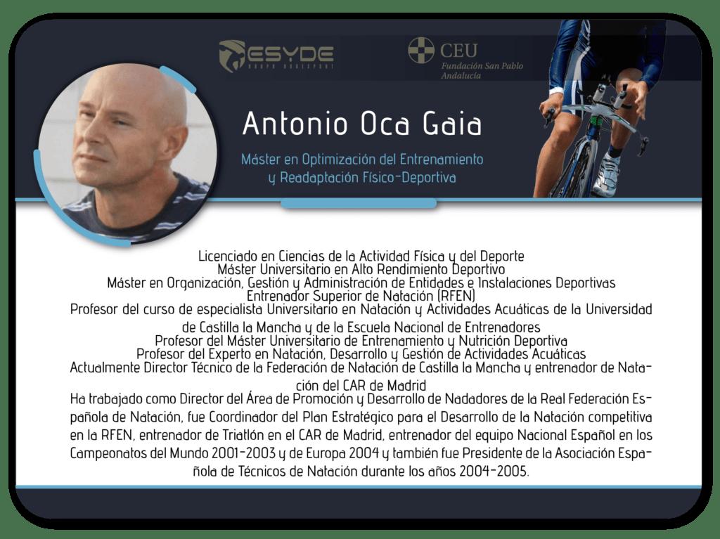 Antonio Oca2 ESYDE