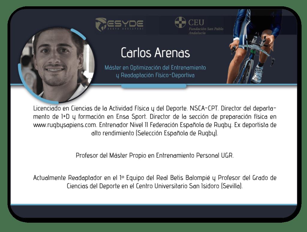 Carlos Arenas2 ESYDE
