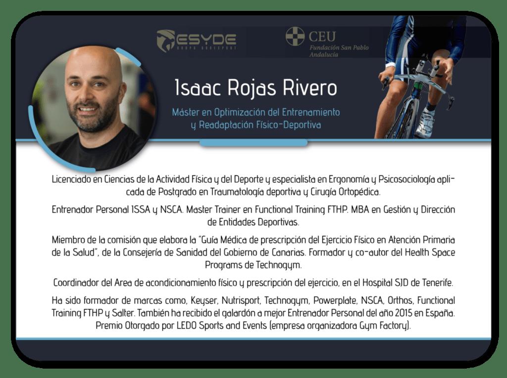 Isaac Rojas Rivero2 ESYDE