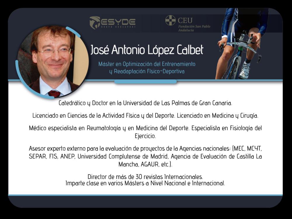 José Antonio López Calbet2