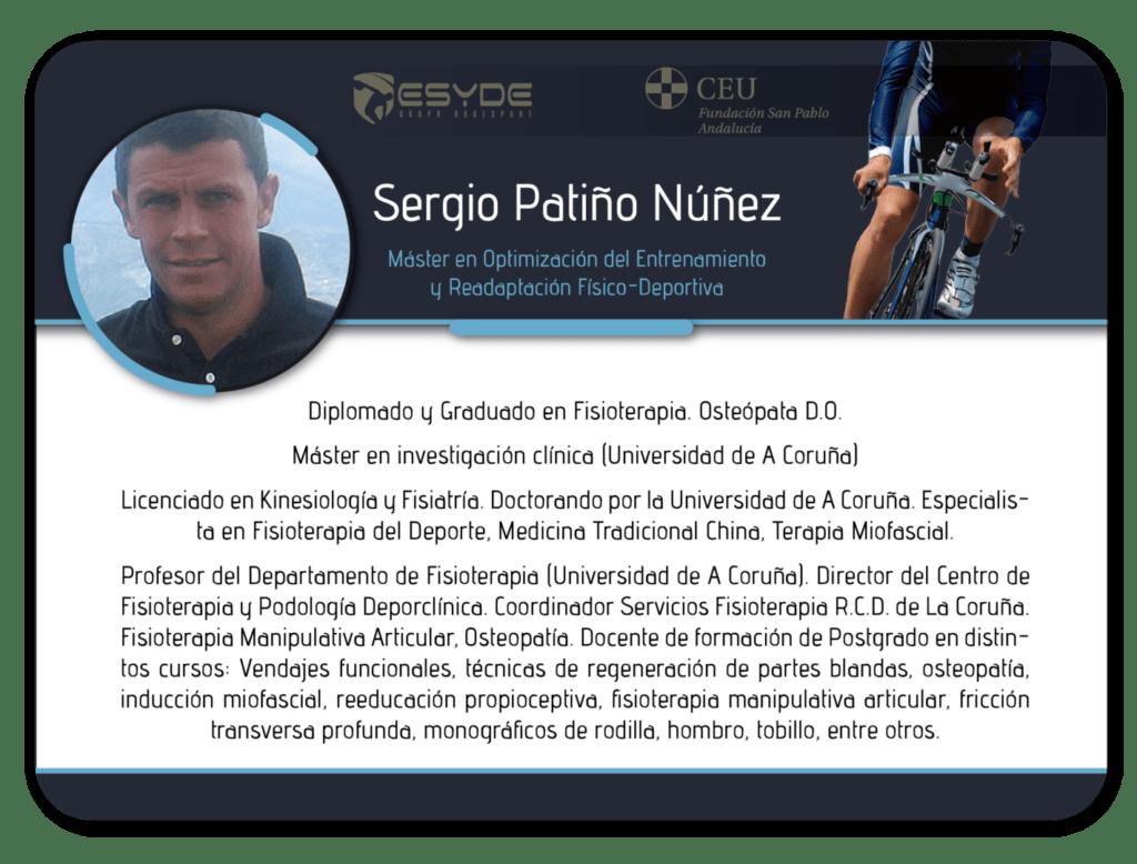 Sergio Patiño Núñez2 ESYDE