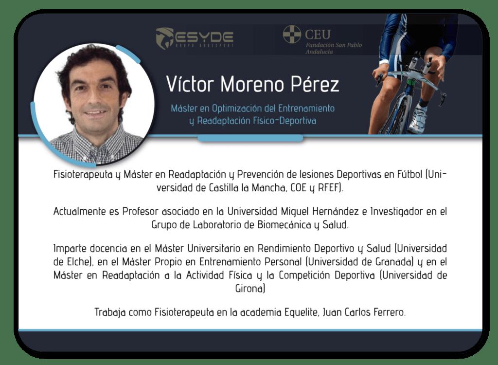 Víctor Moreno2 ESYDE