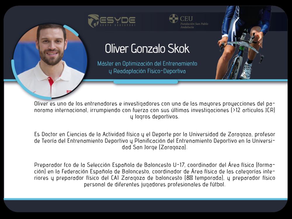 Oliver Gonzalo Skok