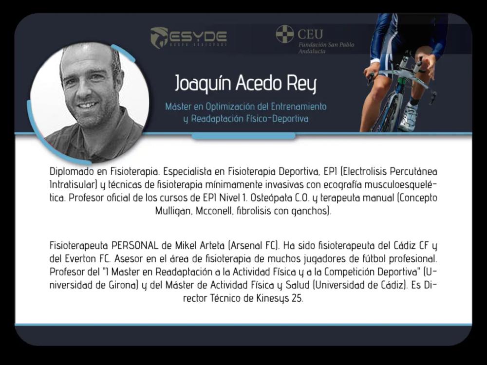 Joaquín Acedo Rey