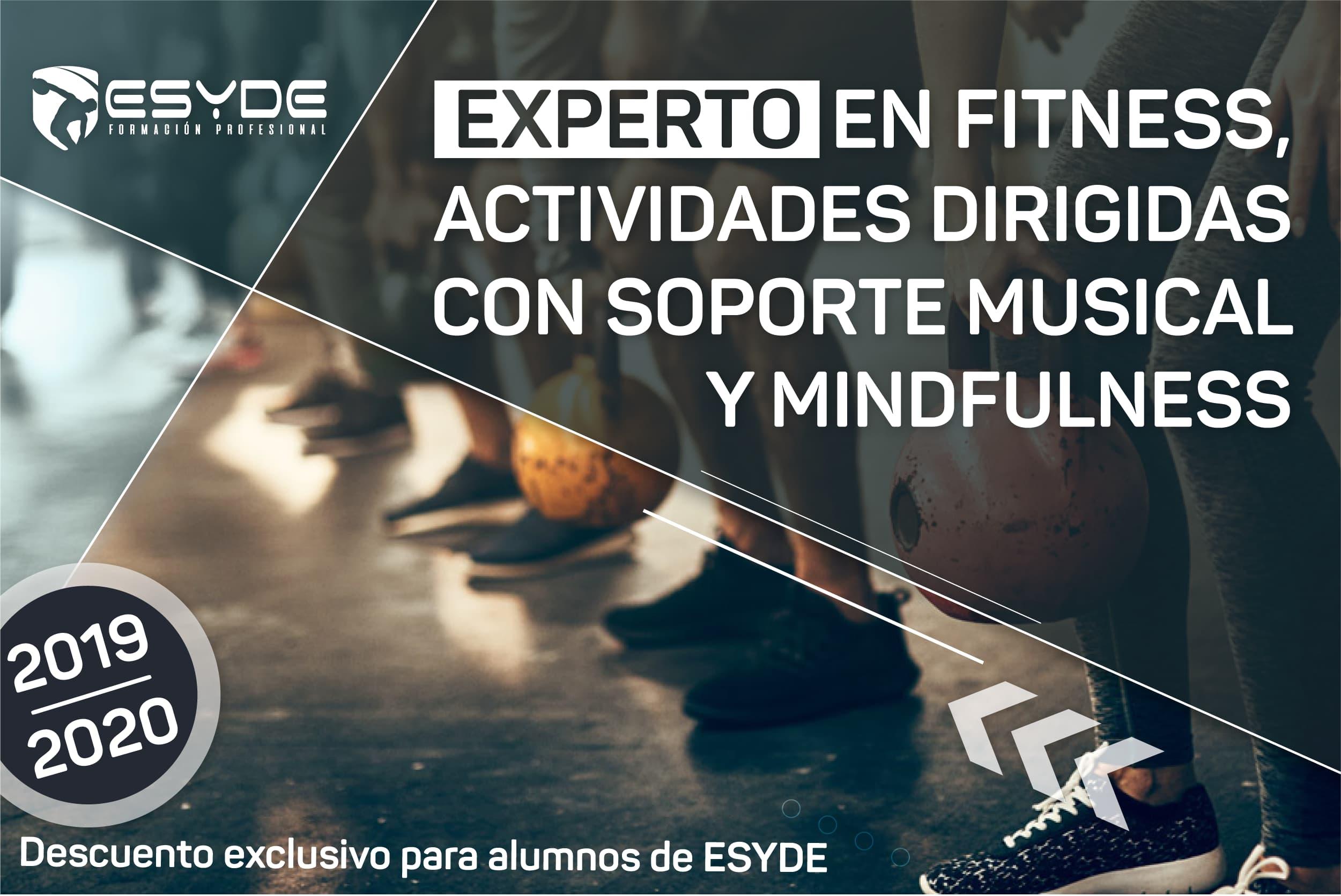 ¡Ya en Andalucía! – Experto en Fitness – Sólo en ESYDE Formación