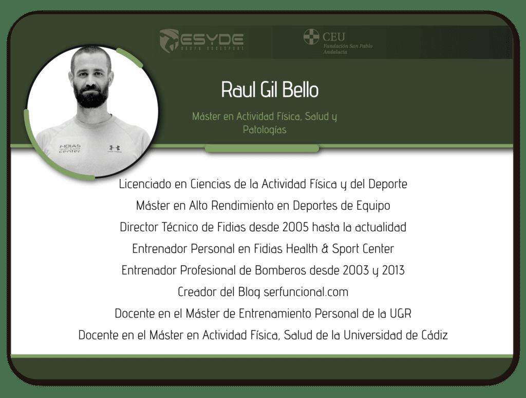 Raul Gil Bello 01 ESYDE