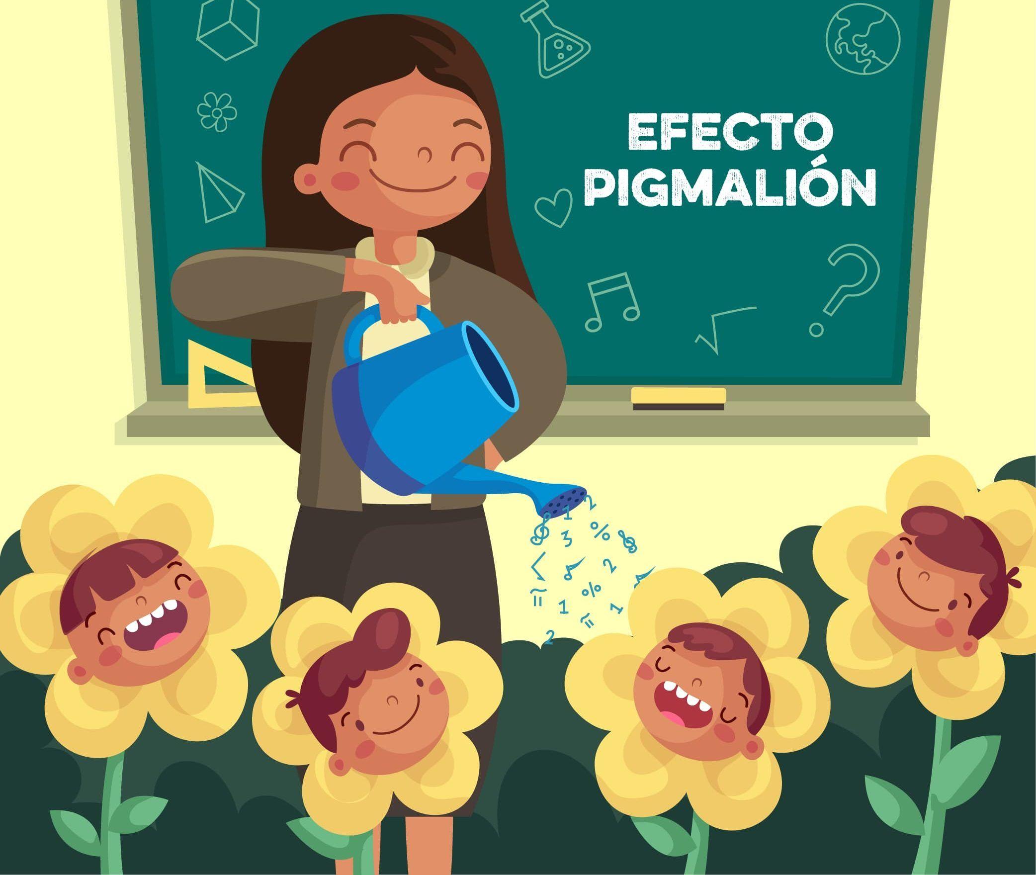 Efecto Pigmalión por Alfonso Padilla