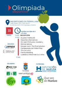 ESYDE Huelva colabora en la Olimpiada Deportiva Biosports DAY