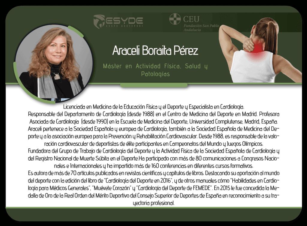 Araceli Boraita pérez min ESYDE