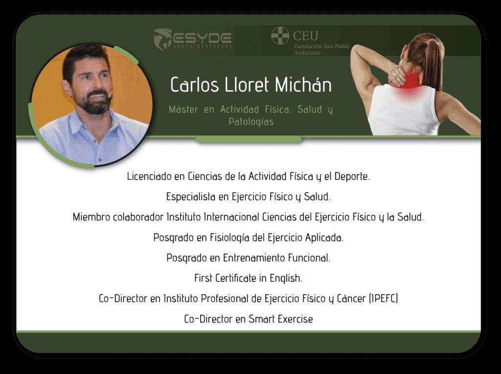 Carlos Lloret Michán2 min 1 ESYDE