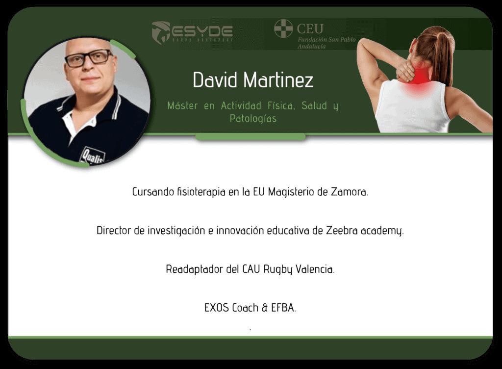 David Martinez min ESYDE