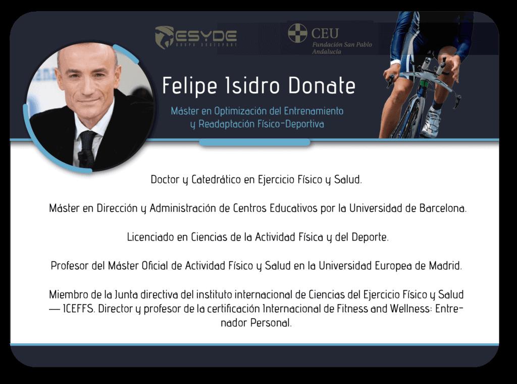 Felipe Isidro2 min ESYDE