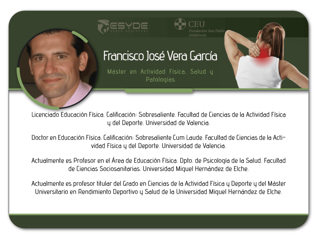 Francisco José Vera2 min ESYDE