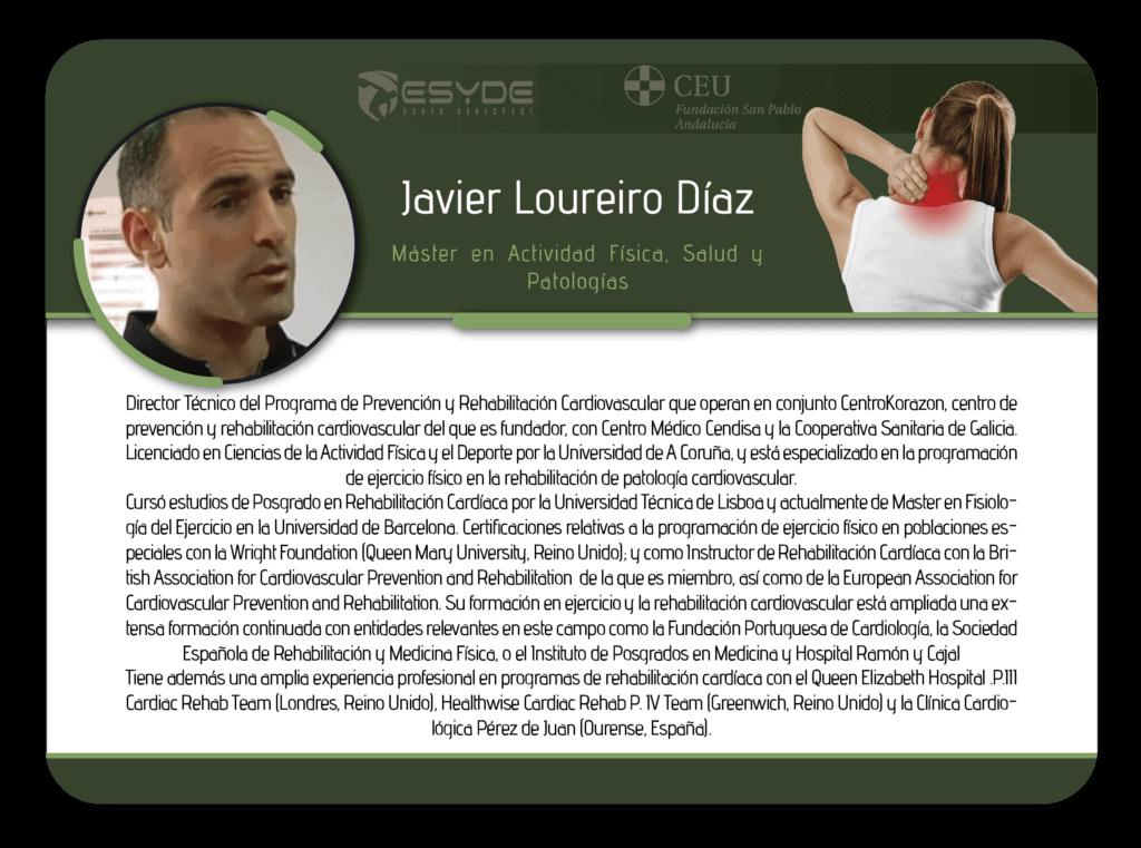 Javier Loureiro Díaz2 min ESYDE