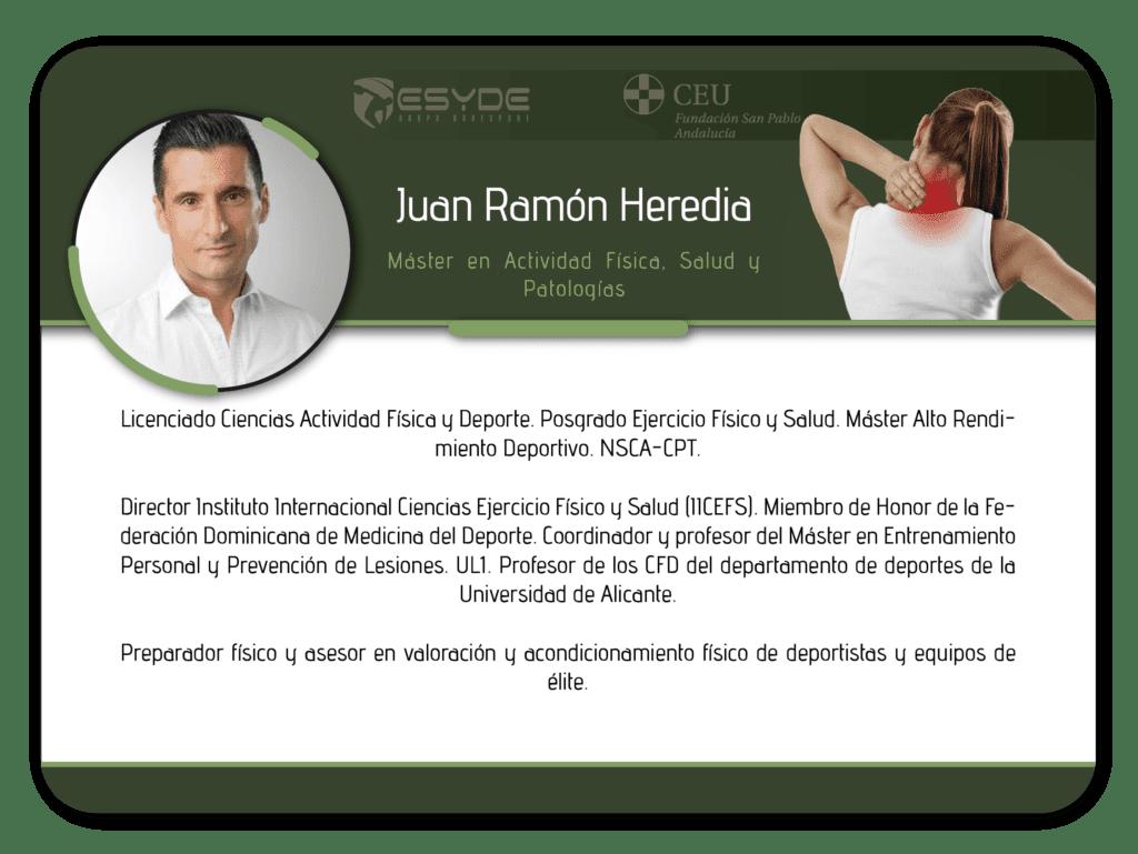 Juan Ramón Heredia2 min ESYDE