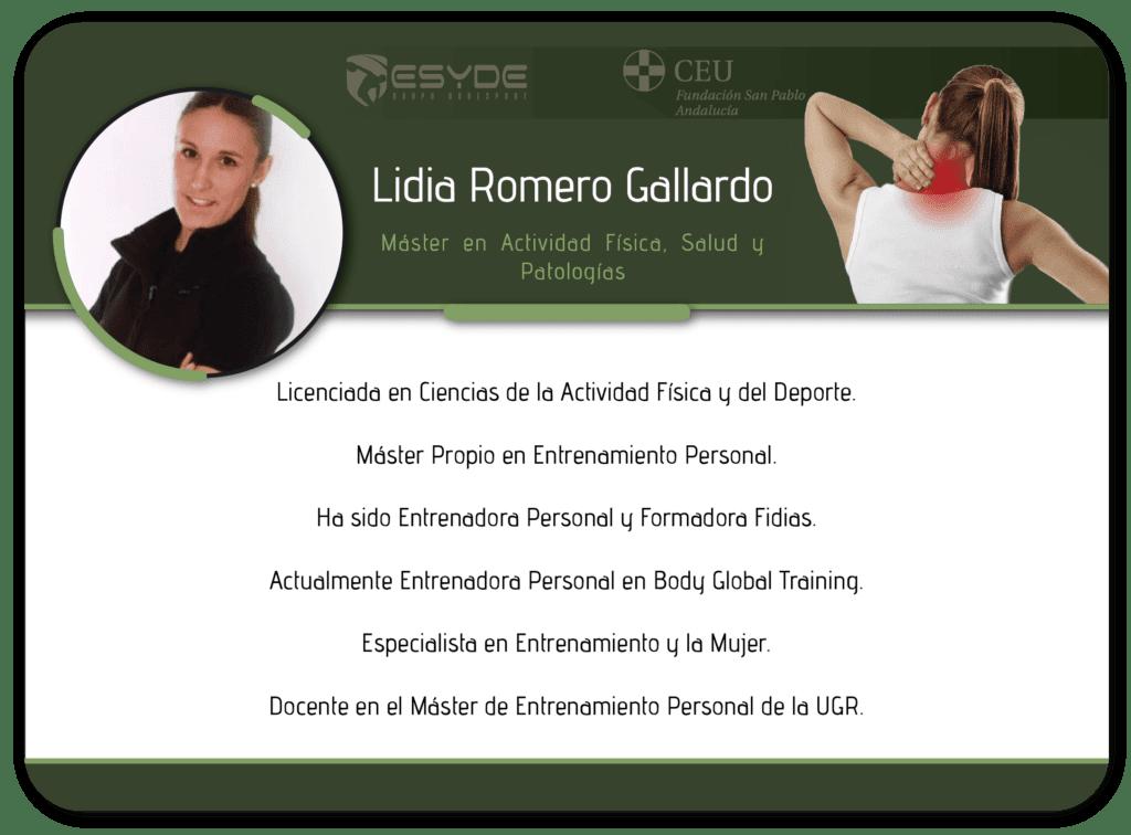 Lidia Romero Gallardo min ESYDE