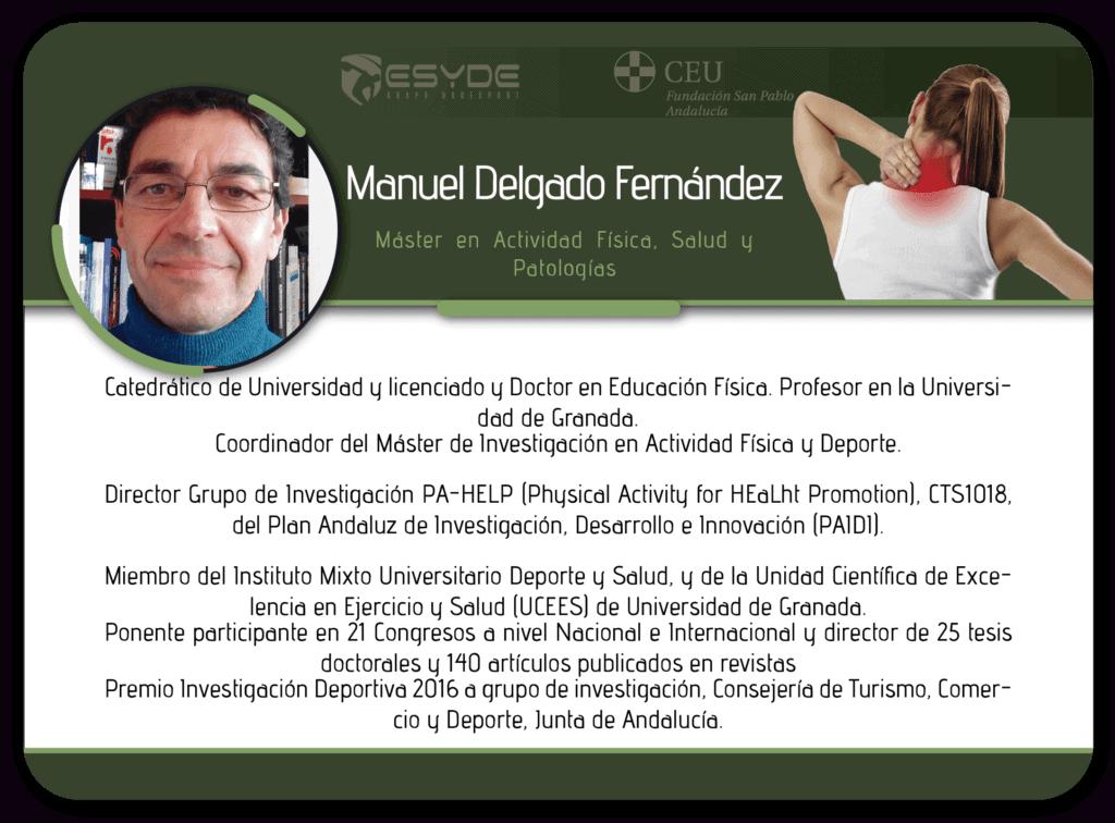 Manuel Delgado Fernandez min ESYDE
