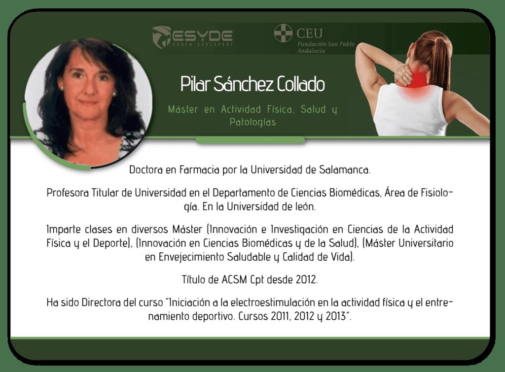 Pilar Sánchez Collado min ESYDE