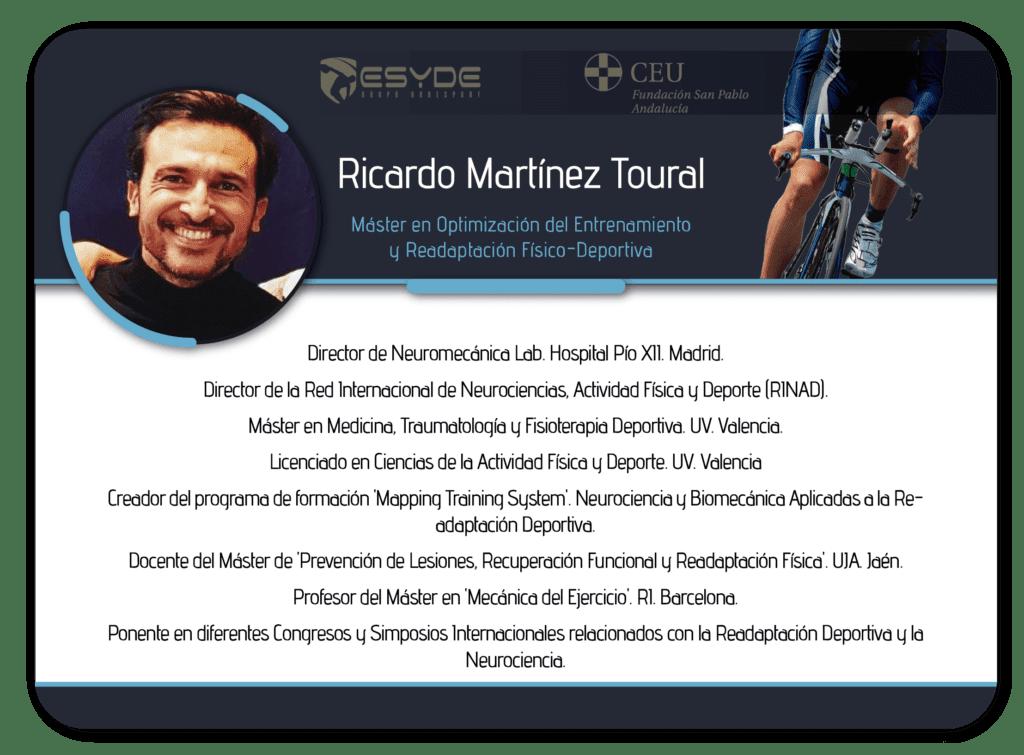 Ricardo Martínez Toural2 min ESYDE