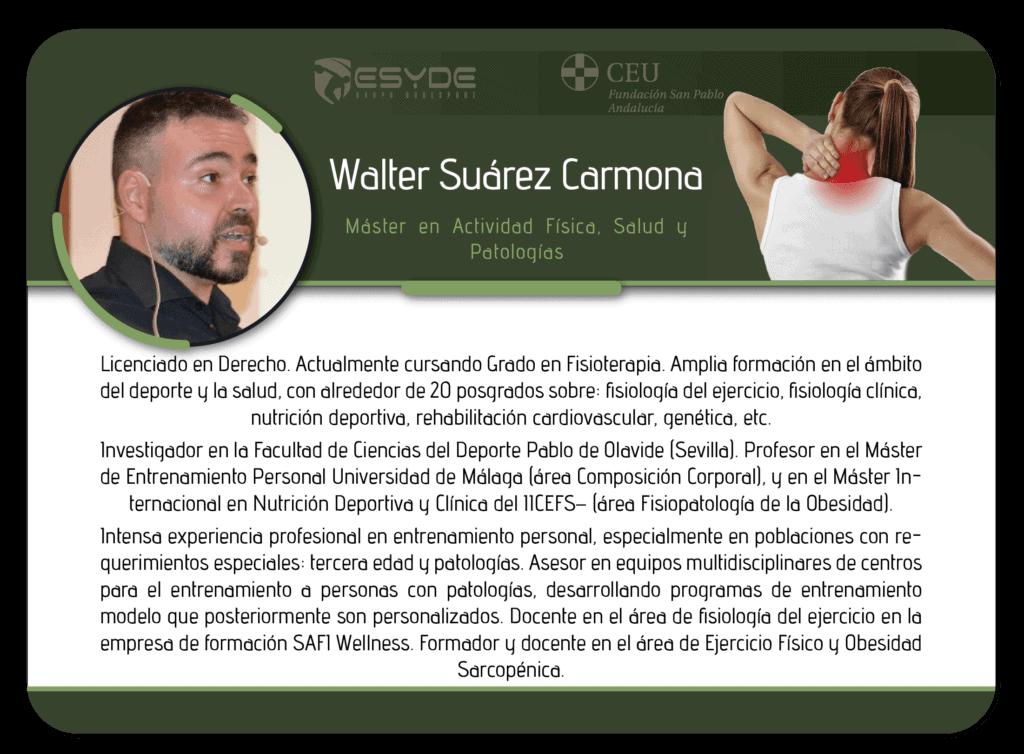 Walter Suárez Carmona2 min 1 ESYDE