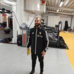 «El Máster nos abre un abanico de oportunidades potenciales» – Rubén López, alumno egresado del máster en entrenamiento y readaptación