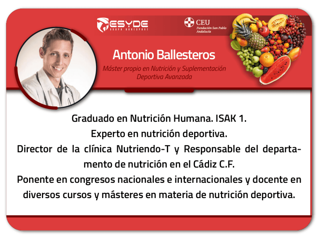 Antonio Ballesteros 01 ESYDE