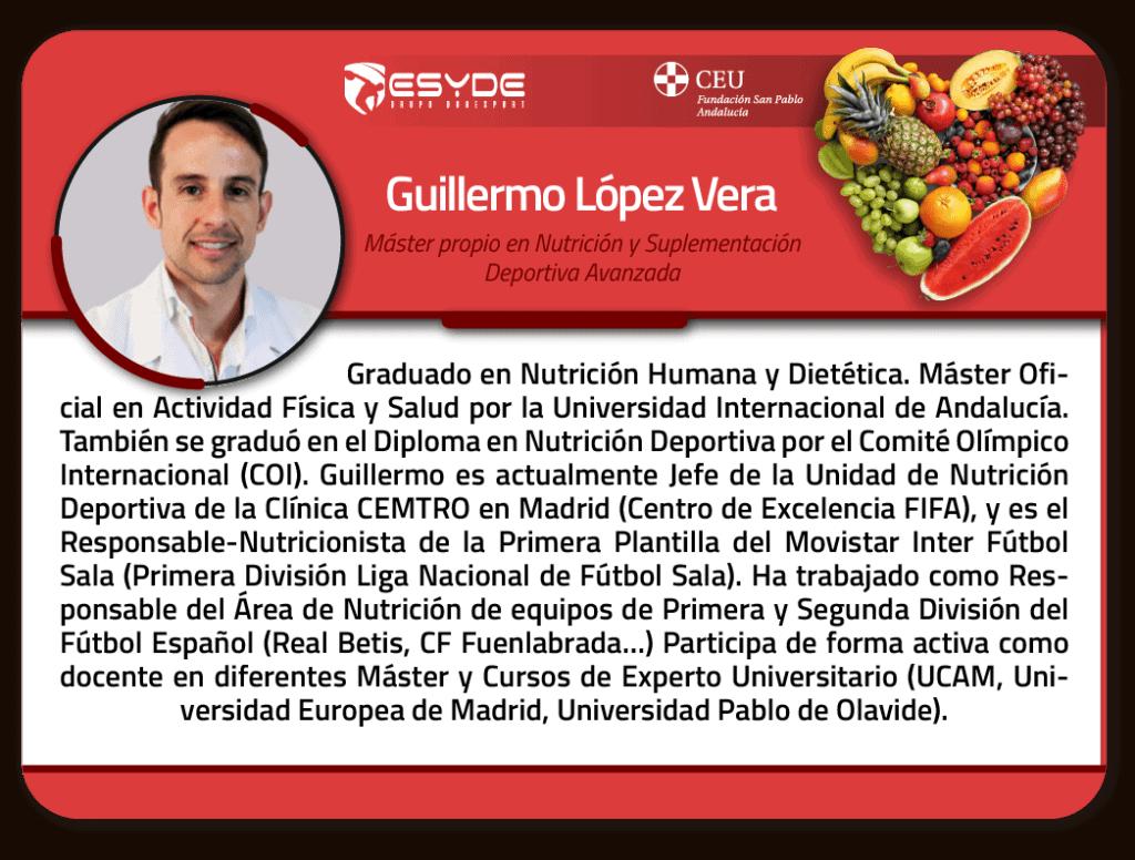 Guillermo López Vera 01 ESYDE