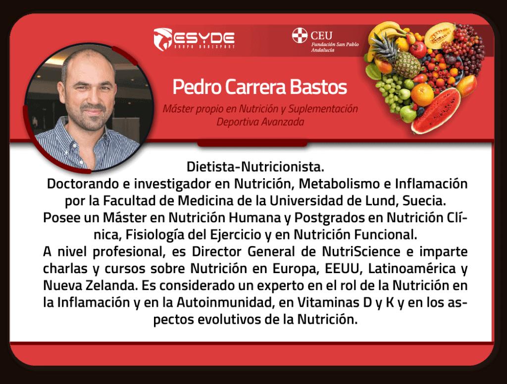 Pedro Carrera Bastos 01 ESYDE