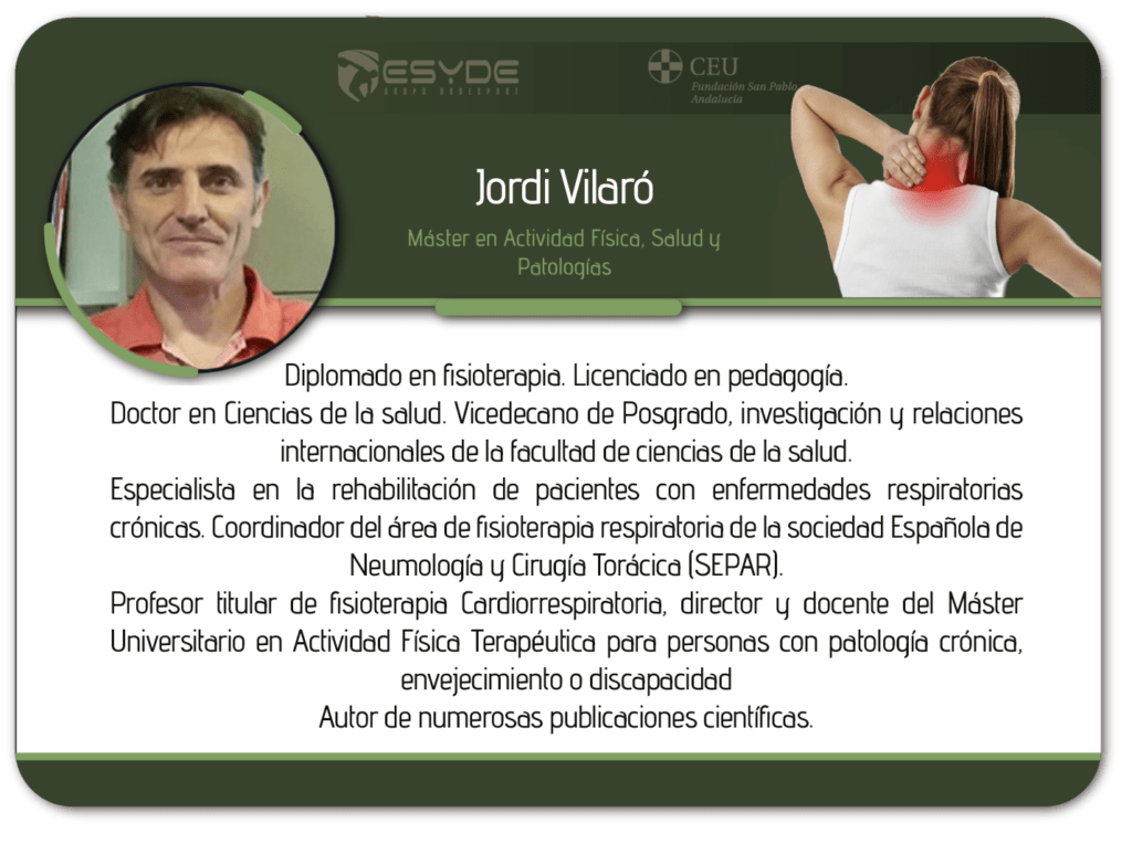 Jordi Vilaro ESYDE