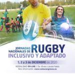 ESYDE Utrera colabora con las Jornadas Nacionales de Rugby Inclusivo y Adaptado
