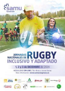 Jornadas Nacionales de Rugby Inclusivo y Adaptado ESYDE