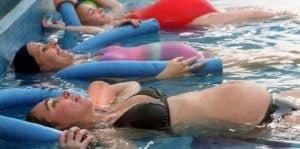 El embarazo no es excusa para dejar de ir a la piscina ESYDE ESYDE