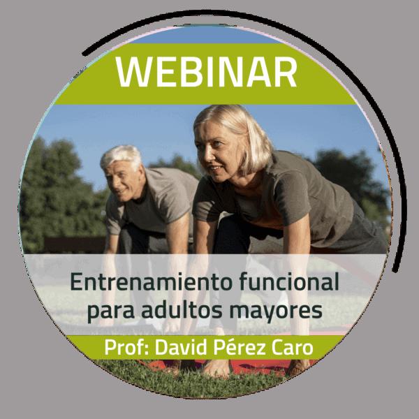 Entrenamiento funcional en personas mayores