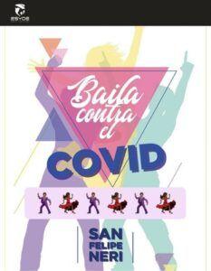BAILA CONTRA EL COVID ESYDE Cadiz ESYDE