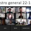 Claustro general ESYDE Formación 2020
