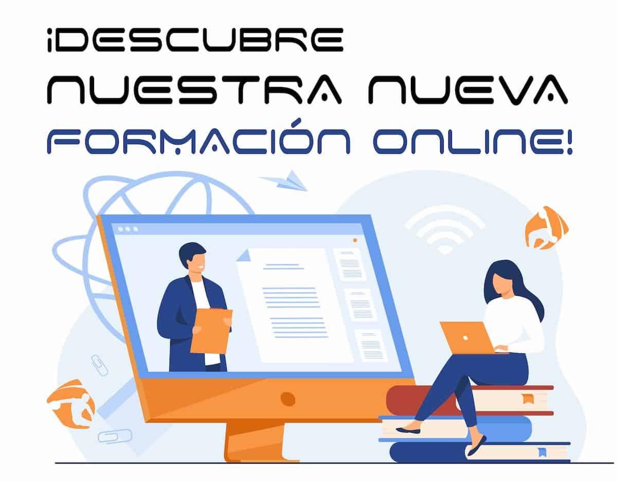 ¡Arrancamos con la formación online!