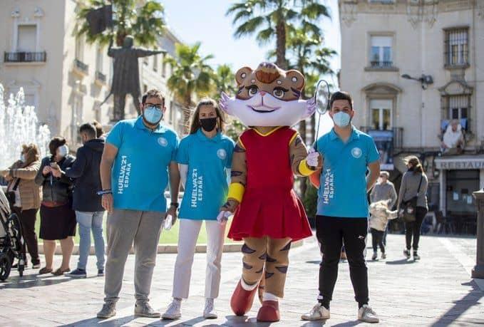 Mundial de bádminton 2021 Huelva