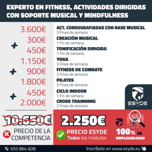 experto en fitness